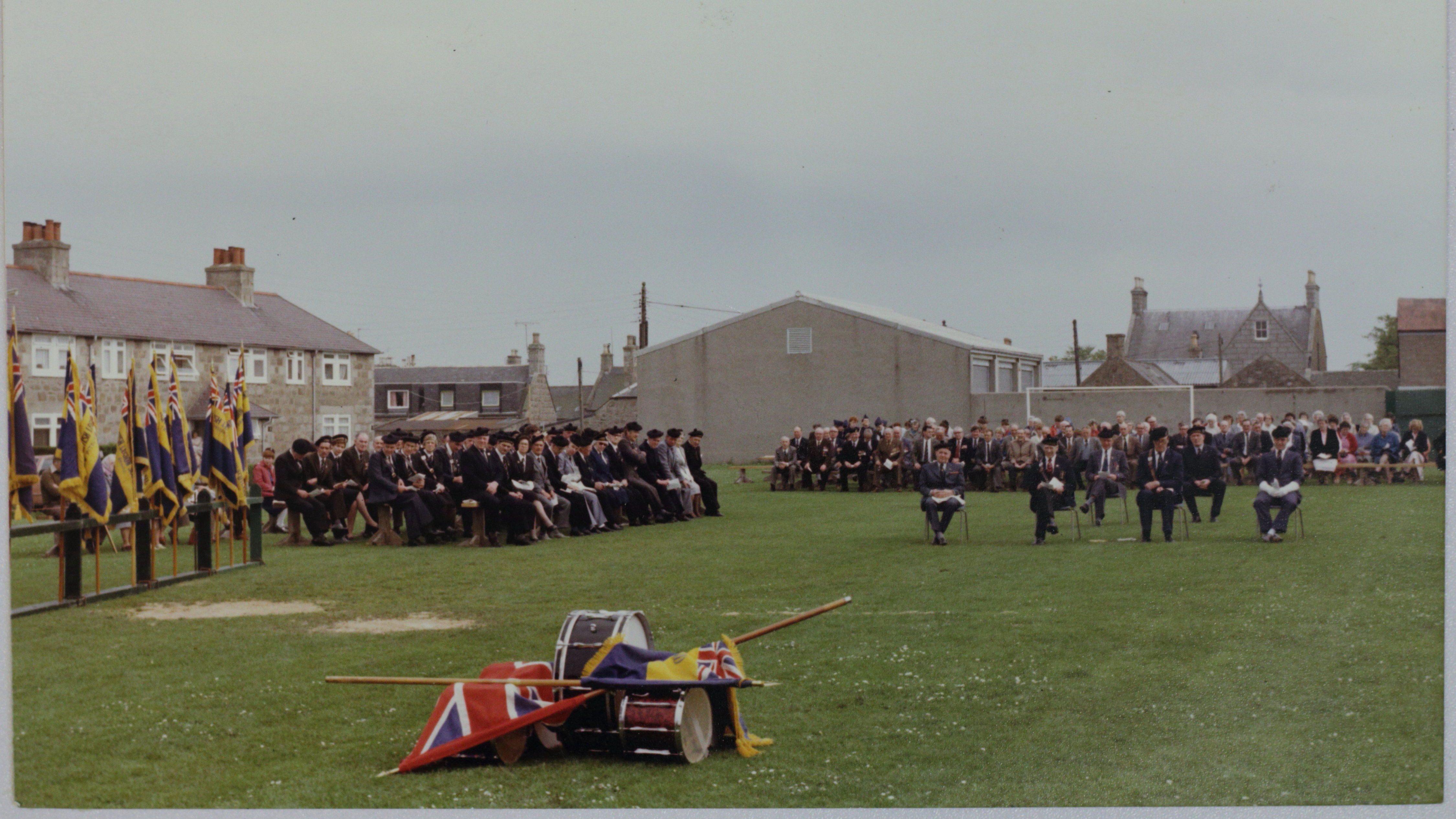 Drum Head Service 1994